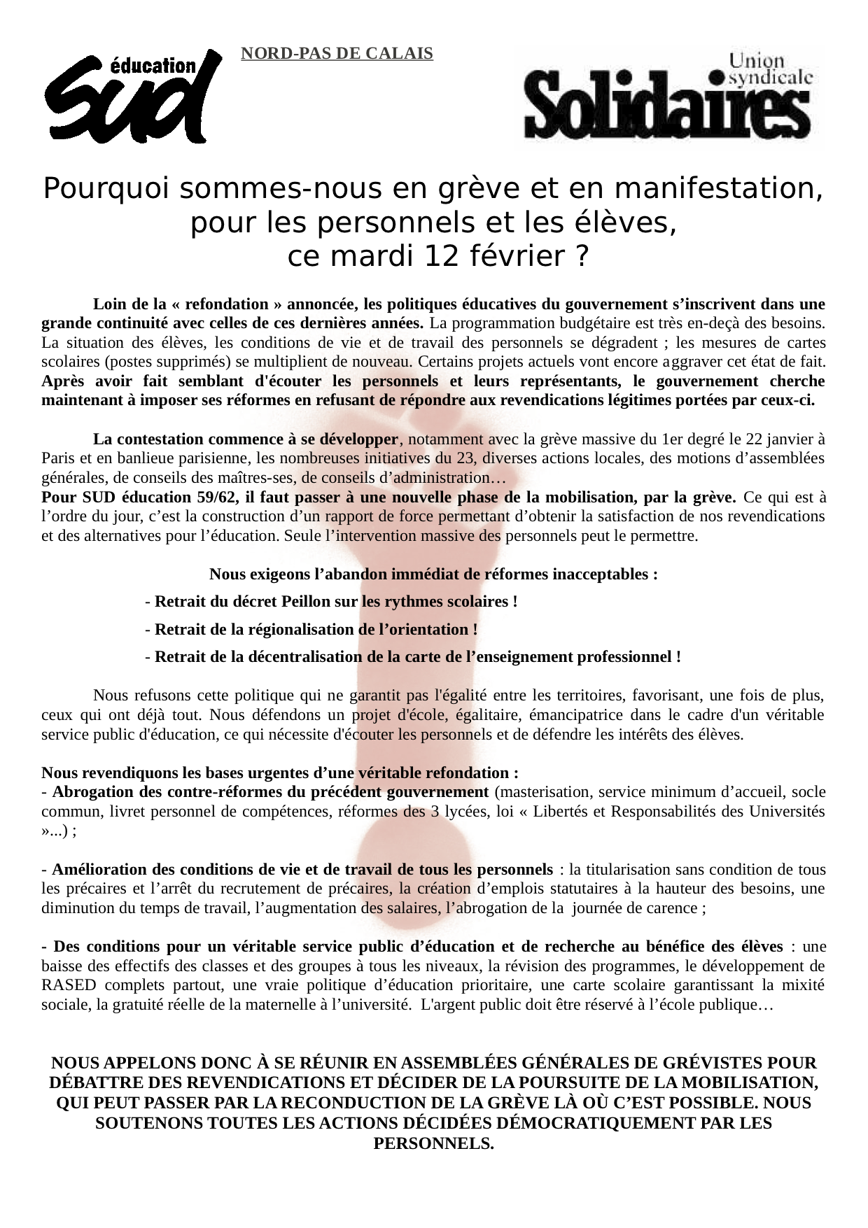 01 TRACT 12 FEVRIER-manif