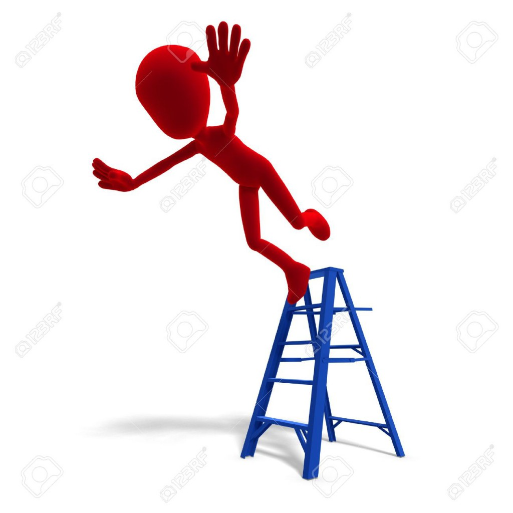 7569652-3d-male-icon-toon-character-falls-from-the-ladder--Stock-Photo-accident-cartoon-de